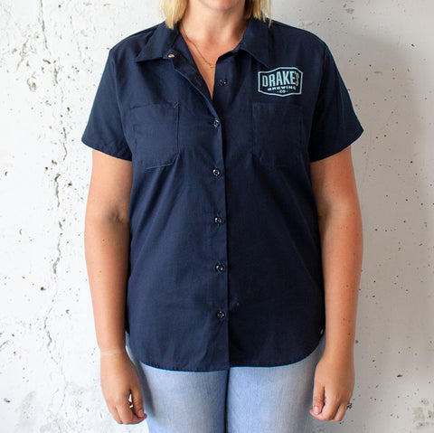 Navy Workshirt (Women's)