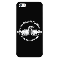 Rules Of Fishing Phone Case