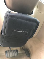 Universal Vehicle Mount Holster Conceal Ambidextrous 4 in 1