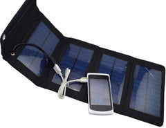 7W Portable Folding Solar Charger
