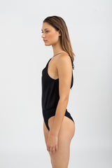 Werther silk bodysuit