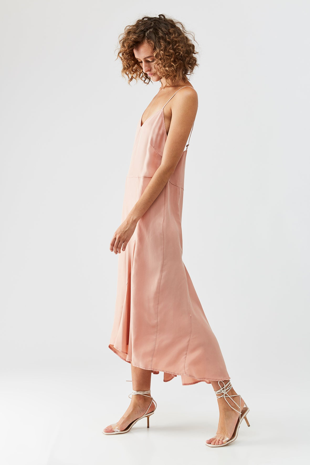 ANDA Dress Blush