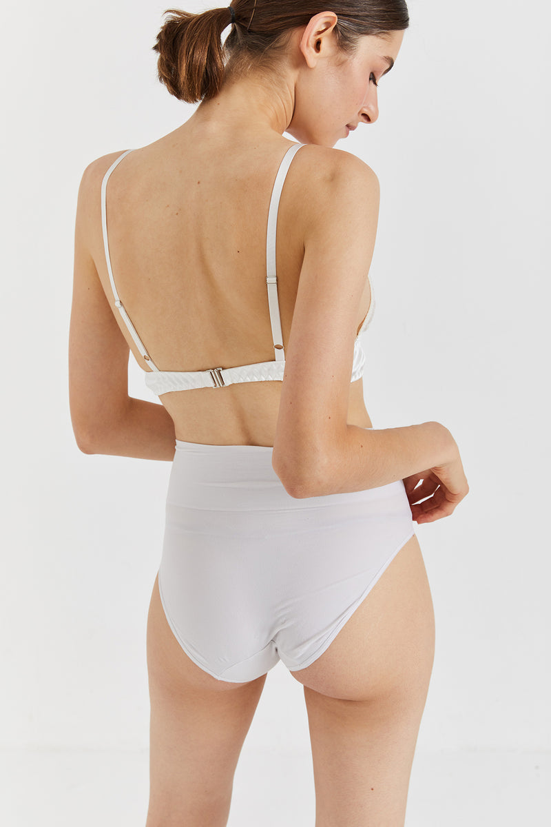 JIL Soft Bra - White