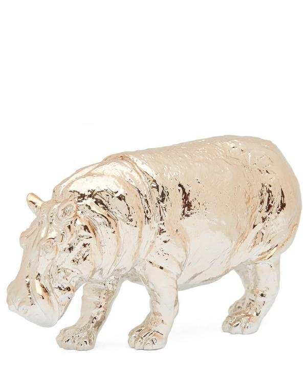 [ GOLD EDITION ] HIPPO X PAPERWEIGHT