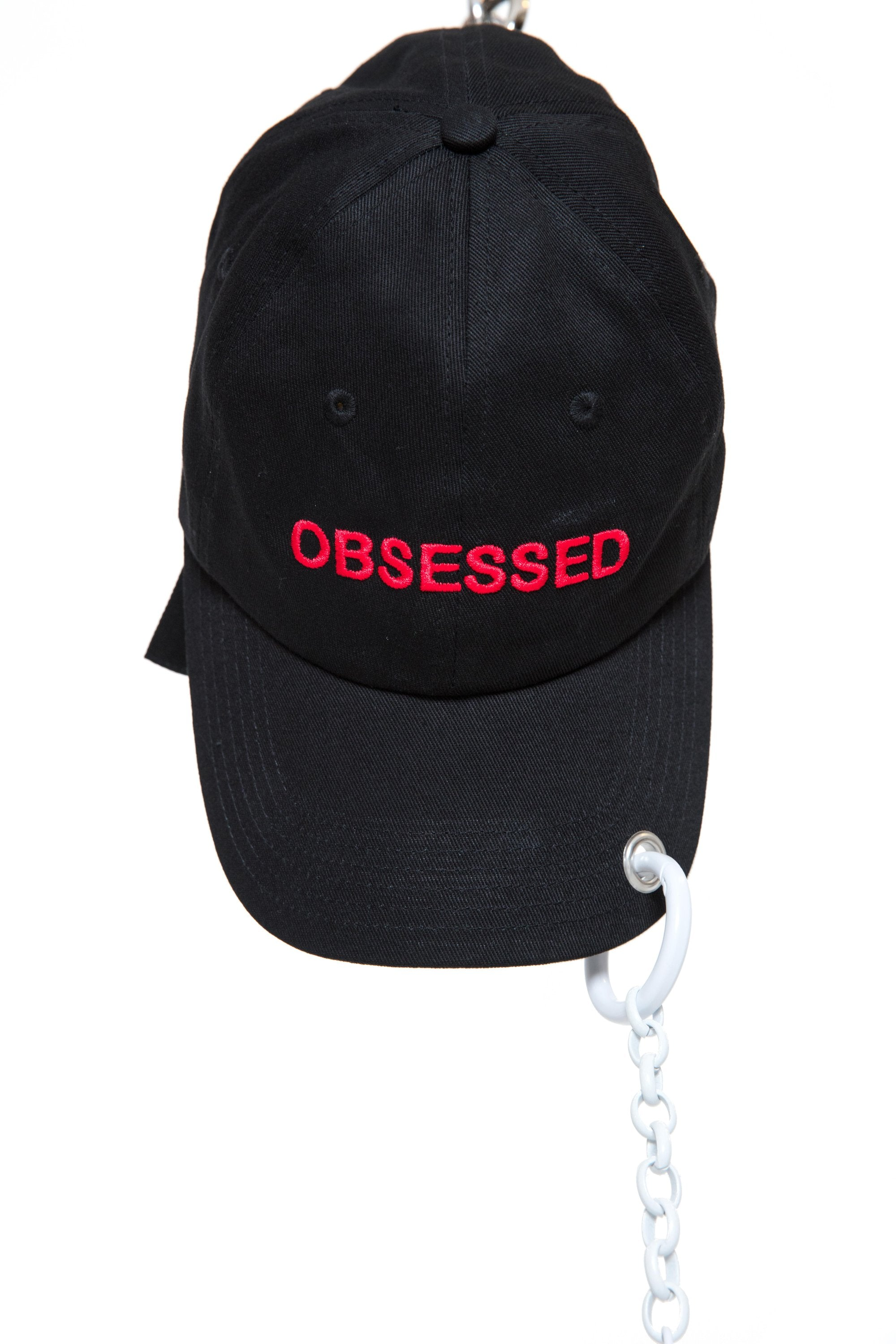 OBSESSED CAP - BLACK