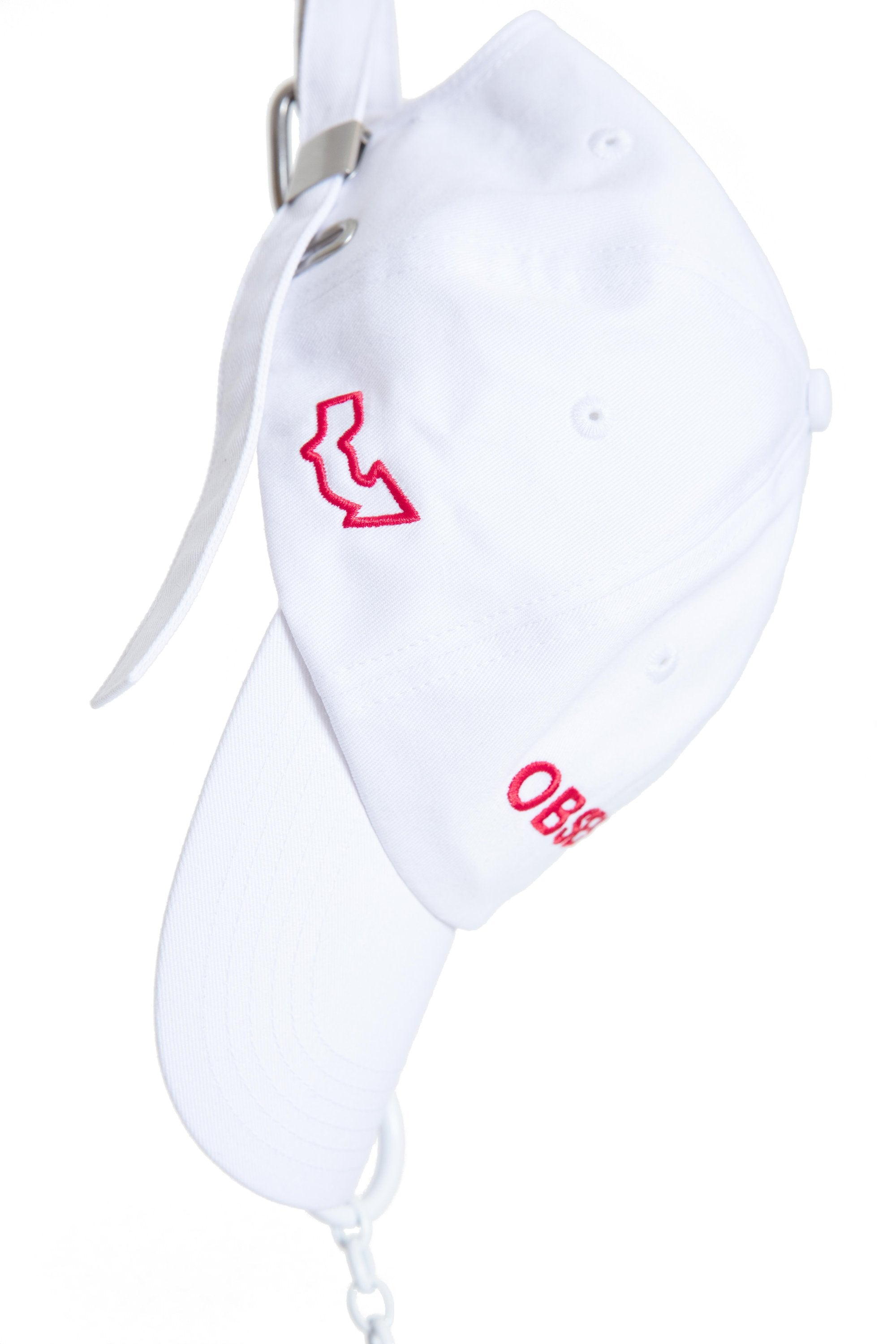 OBSESSED CAP - WHITE