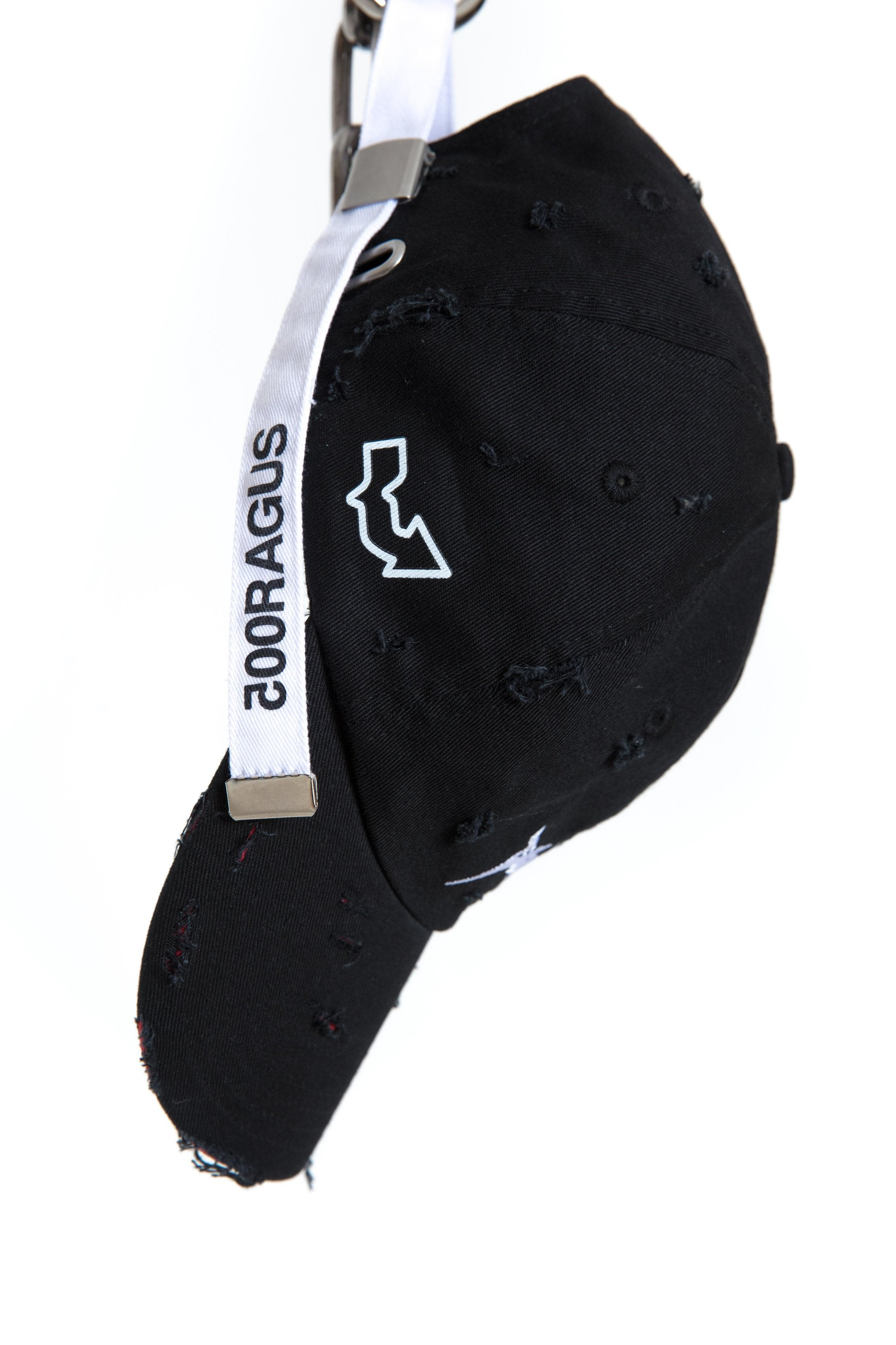 DESTROY CAP 2.0 - BLACK