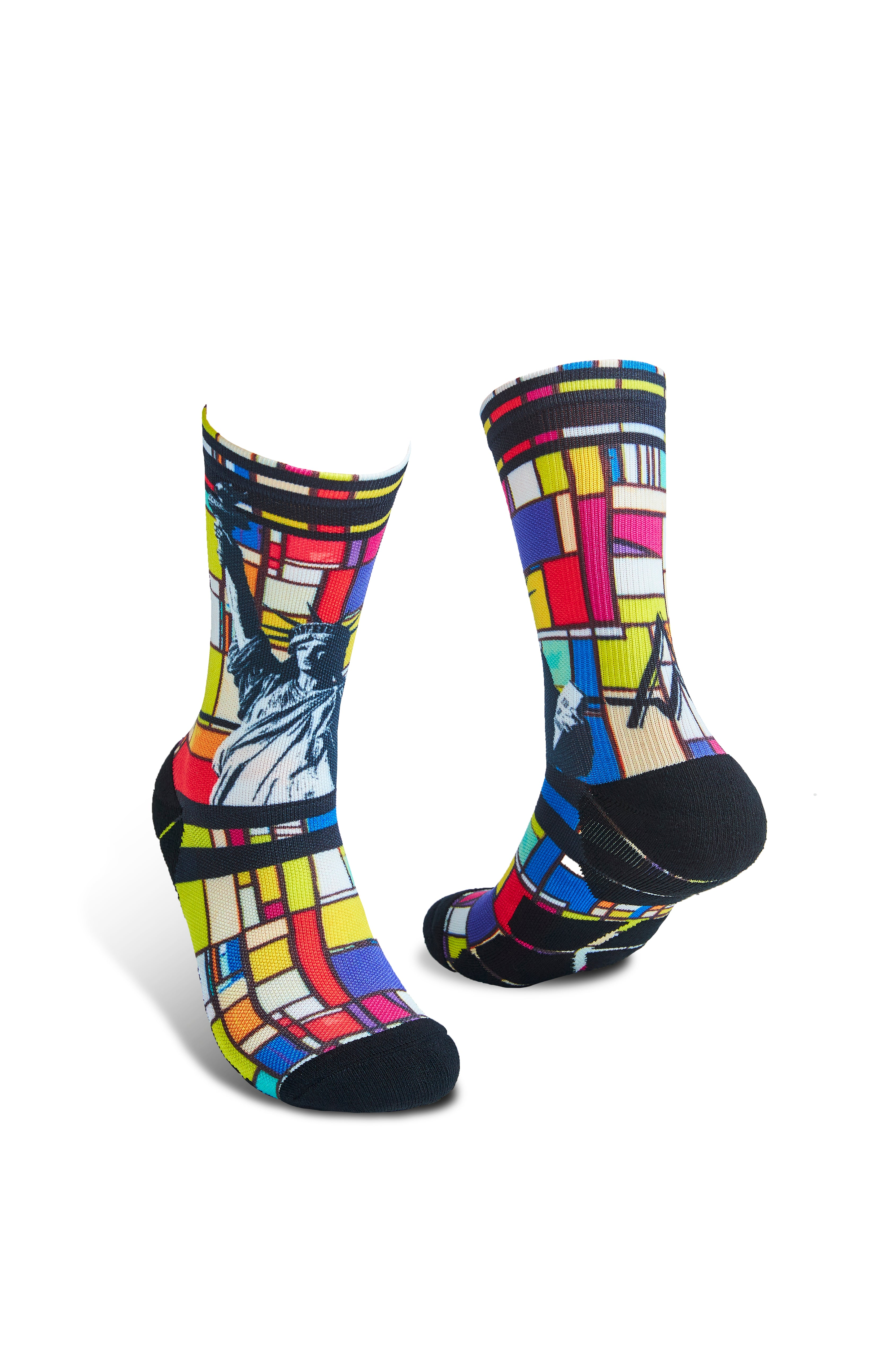 Liberty Printed Sports Socks