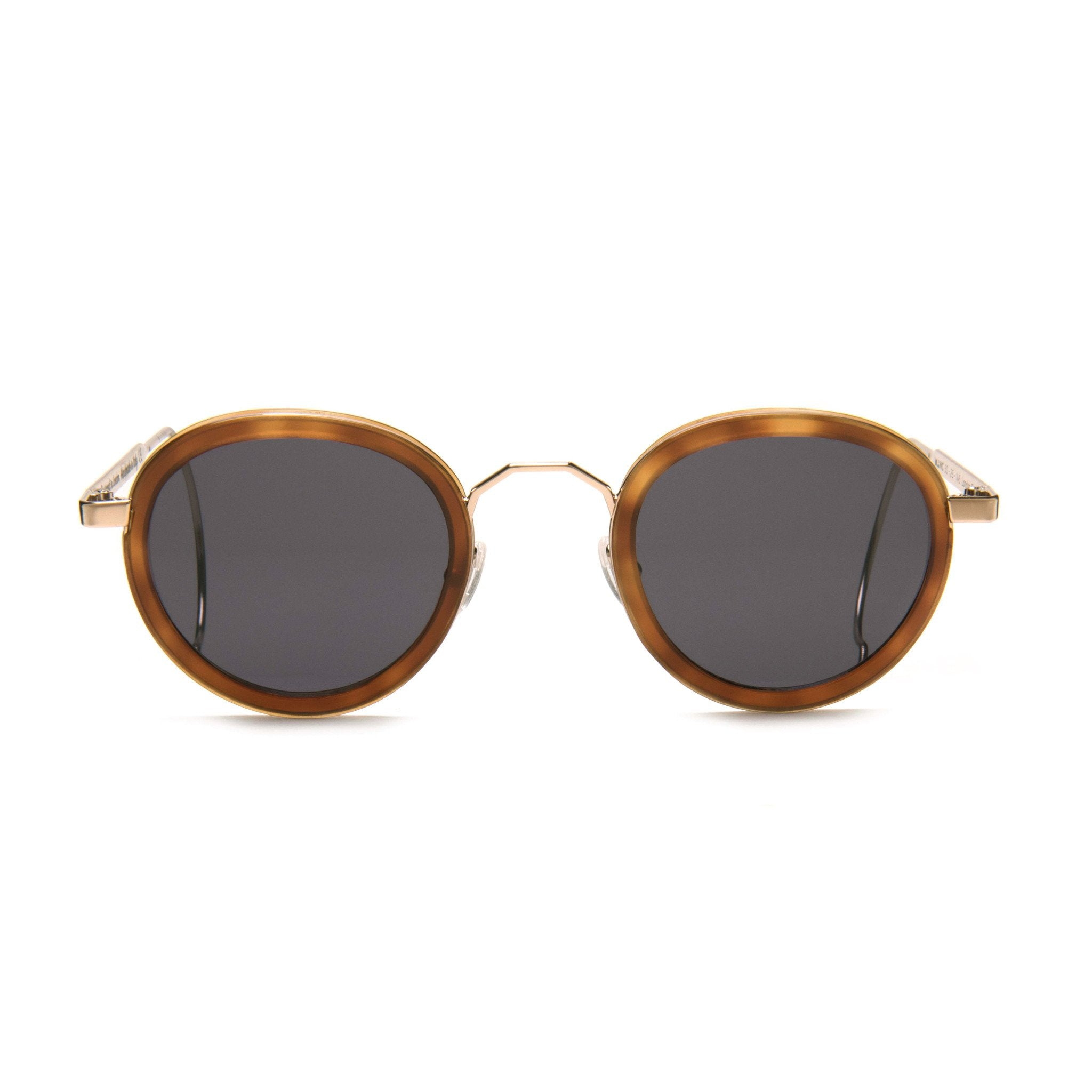 LONDON FIELDS | LIGHT TORTOISE | NAVY