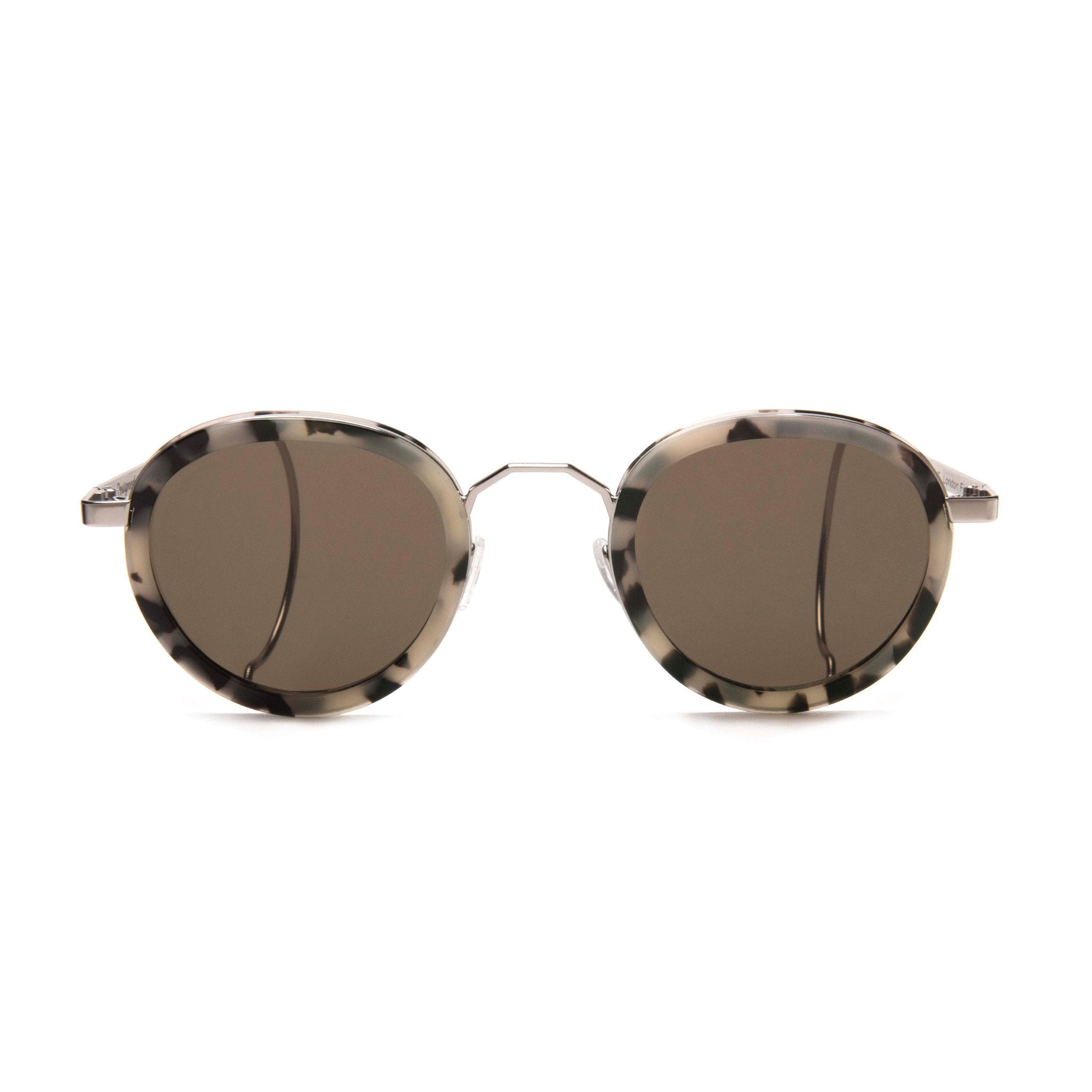 LONDON FIELDS | WHITE TORTOISE | BROWN