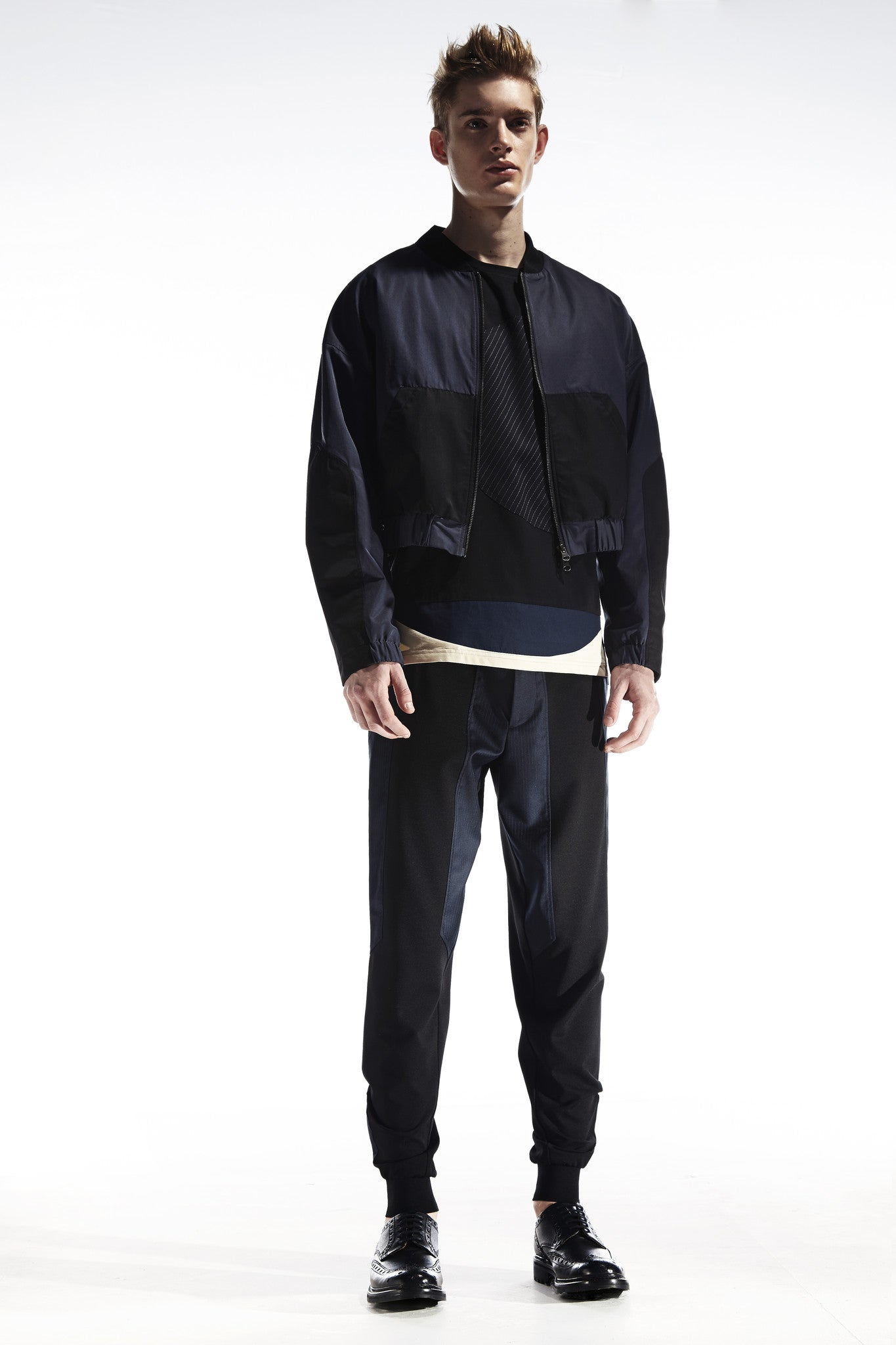 OUTTERS - BOMBER JAKET WITH DETACHABLE LAYER