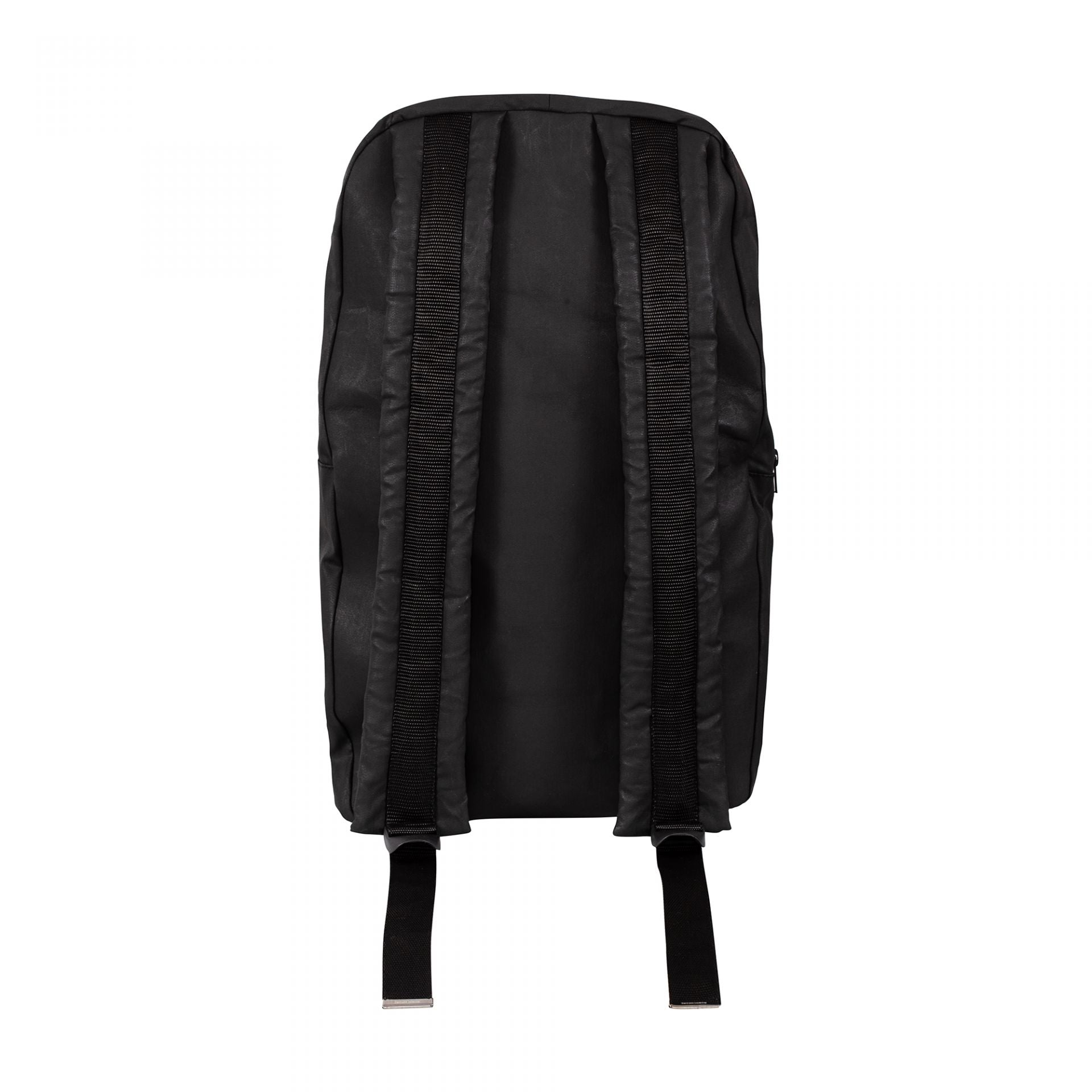 ROUND SHAPED BACKPACK IN BLACK