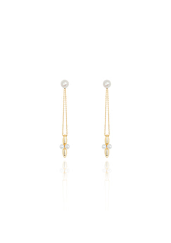 MELODY-BAR EARRING