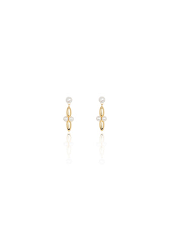 VENUS collection: Long earrings