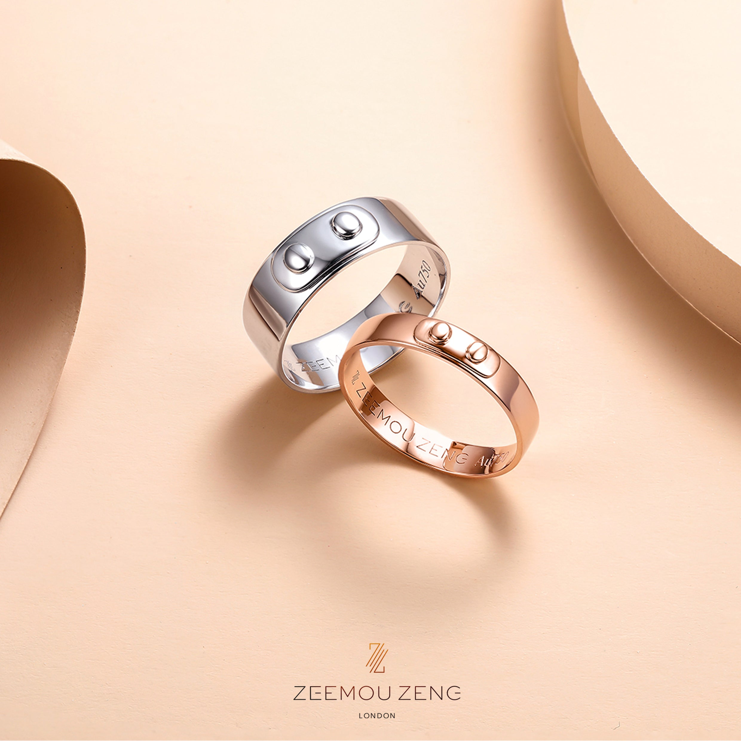 LOVE IS IN THE AIR - Large Ring