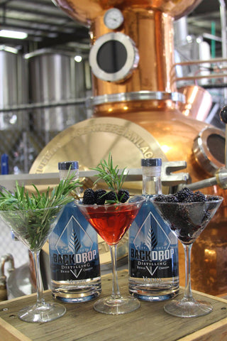 Where to find BackDrop Distilling's Award Winning Vodka