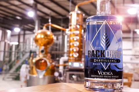 Vodka Oregon Distillery In Bend Oregon