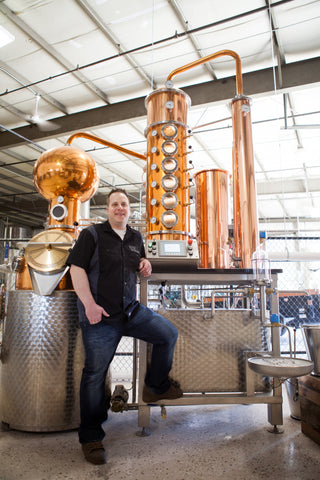 Contact BackDrop Distilling to schedule a private tour of our Bend, Oregon distillery