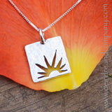 New Mercies Sun Necklace