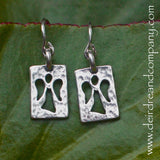 Guardian Angel Sterling Earrings
