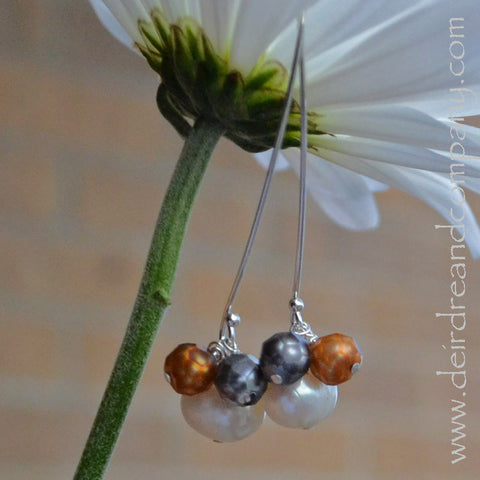 Parable Pearls Earrings