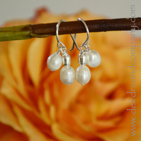 Petite Pearl Too Earrings