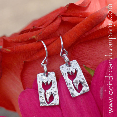 Promises Tulip Earrings
