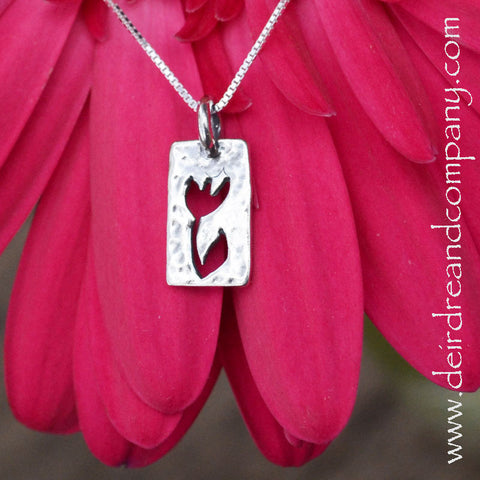Promises Tulip Necklace