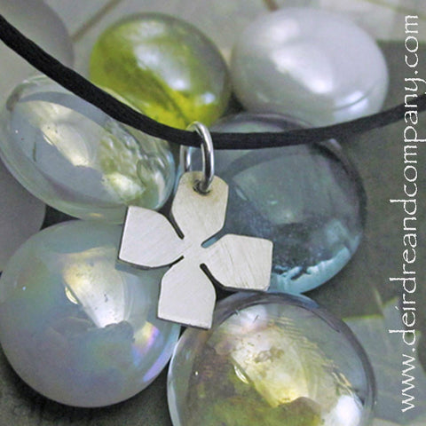 Purity Cross Necklace