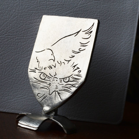 On Eagle's Wings Shield of Faith