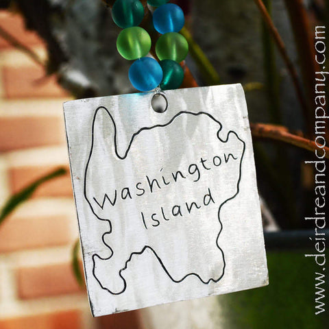 Washington Island Wall Hanging