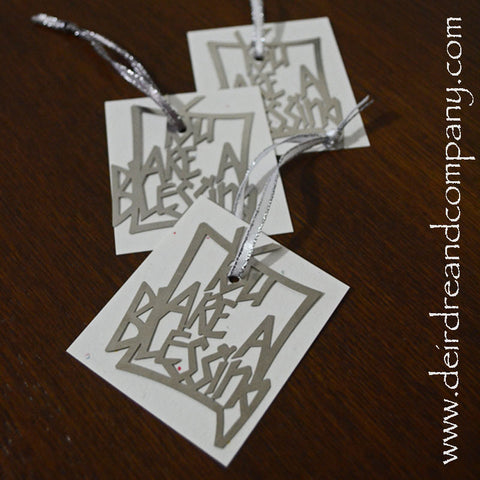 You are a Blessings Gift Tags