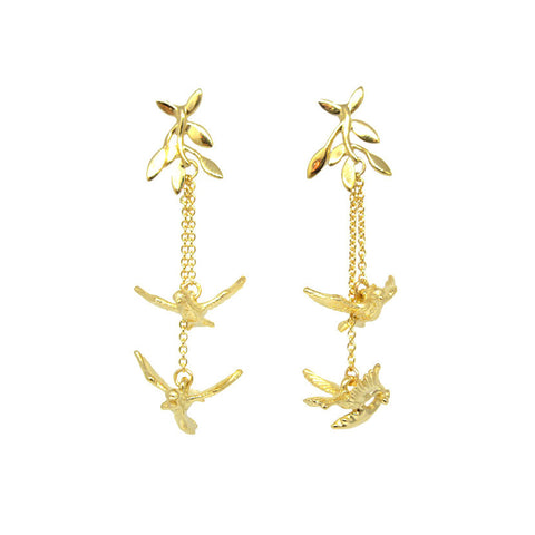 Free Birds Earrings