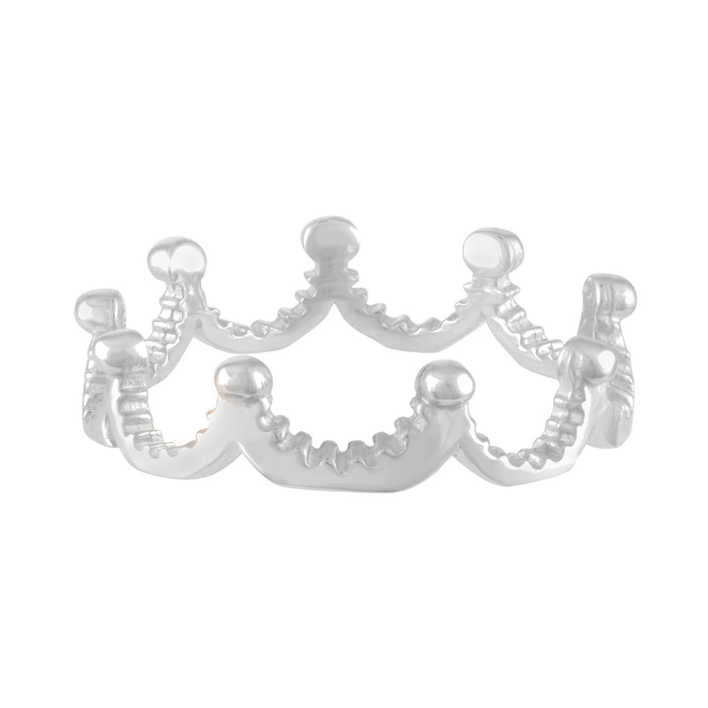 Mini Crown Rings