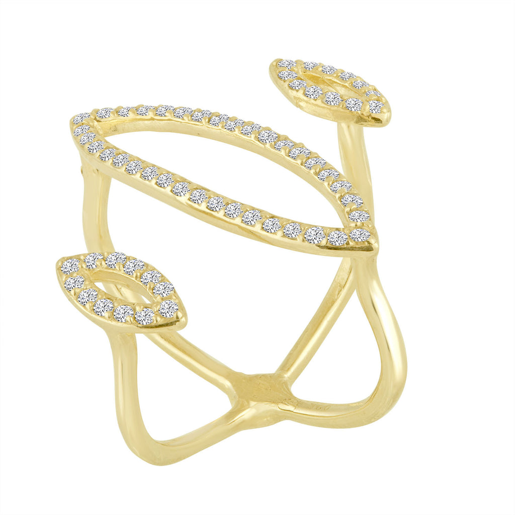 Show Stopper Diamond Ring