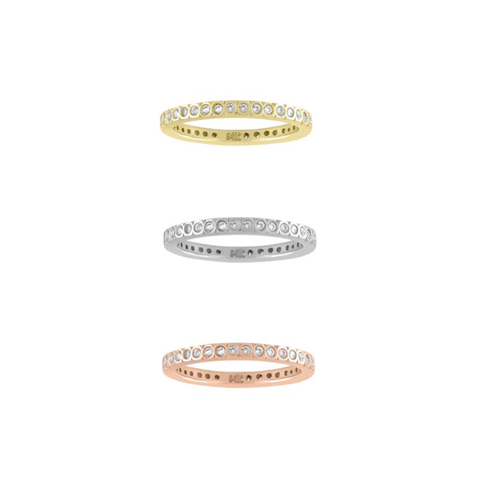Eternity Diamond Pinky/Midi Ring