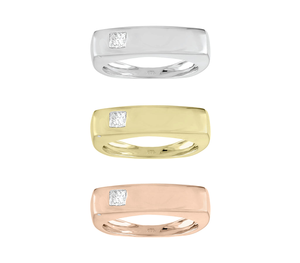 Dashel Stack Rings