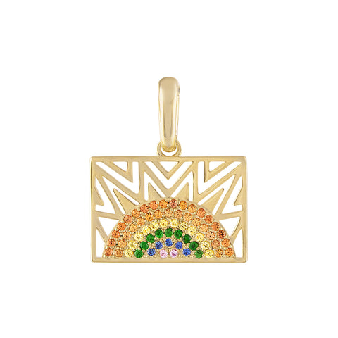 Here Comes the Sun Pendant