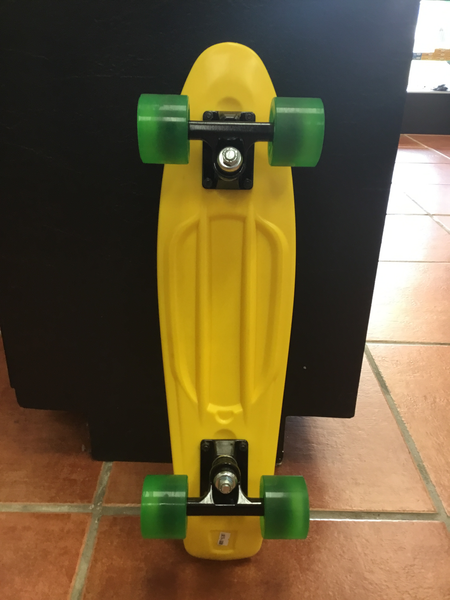 Yellow Complete Skateboard