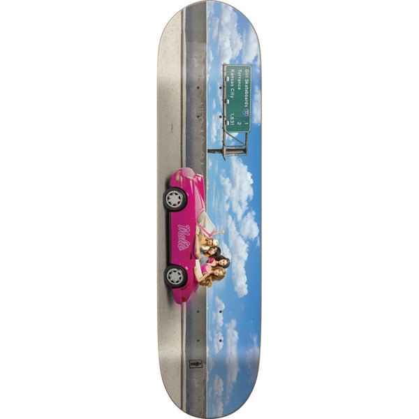 Girl Sean Malto Skateboard Deck