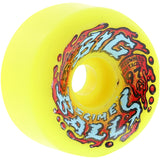 65mm Slime Balls Big Balls yellow
