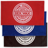 SEX WAX BEACH TOWEL