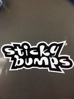 Sticky Bumps Sticker (Large)