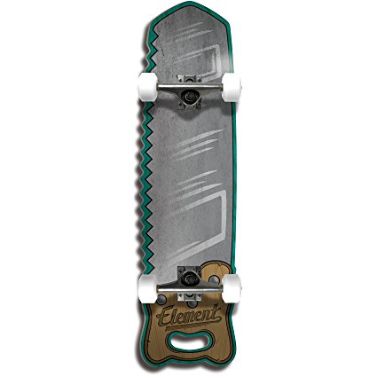 Element Moonshine Saw 8.2 Complete Skateboard