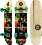 SECTOR 9 NATTY RIDE COMPLETE SKATEBOARD (BOB MARLEY)