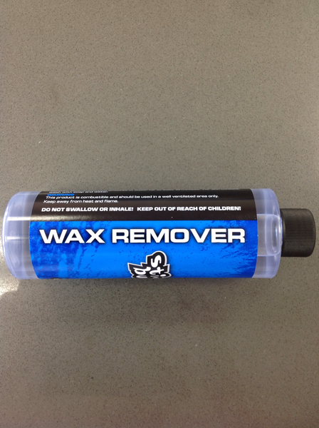 Sticky Bumps Wax Remover