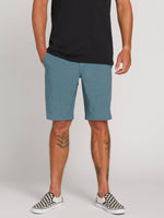 FRICKIN SURF N' TURF STATIC HYBRID SHORTS