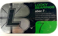 LUCKY ABEC-7 BEARINGS SINGLE SET
