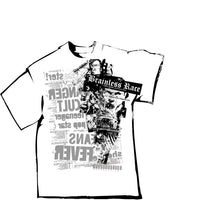 "Brainless Race T-Shirt ""Bad Paper"""