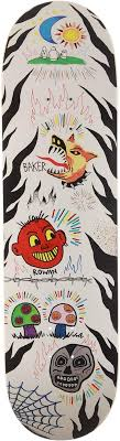 BAKER ROWAN Happy Campers DECK 8.5